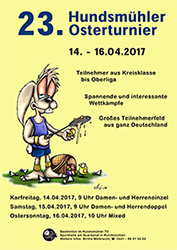 Badminton-Osterturnier