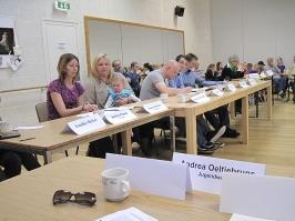 Delegiertenversammlung 2014